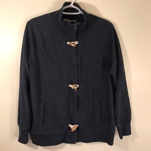Old Navy Blue Toggle Jacket